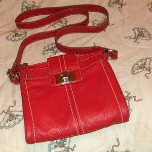 TIGNANELLO genuine leather crossbody
